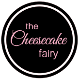 The Cheesecake Fairy Logo
